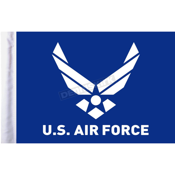 Pro Pad Air Force Motorcycle Flag - FLG-AFL