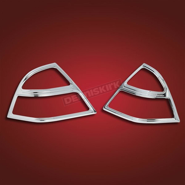 Show Chrome Accessories Chrome Trunk Grilles - 52-745