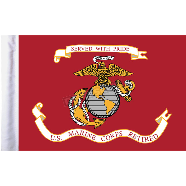 Pro Pad 10 in. x 15 in. Marine Corp