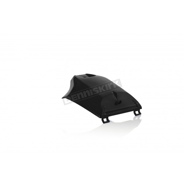 Acerbis Black Tank Cover - 2685900001