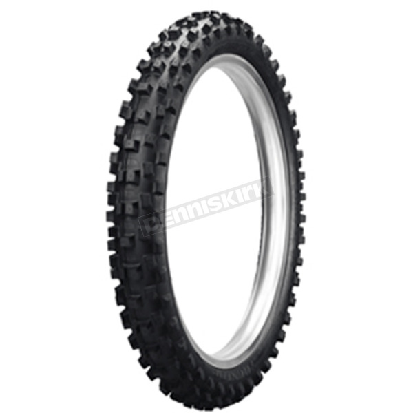 Dunlop Front Geomax MX32 60/100-10 Tire - 32MX-66