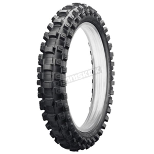 Dunlop Rear Geomax MX32 100/90-19 Tire - 32MX-06