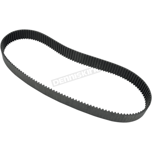 Belt Drives LTD 1-1/2 in. Rear Drive Belt w/125 Teeth for Custom Applications - PCCB-125