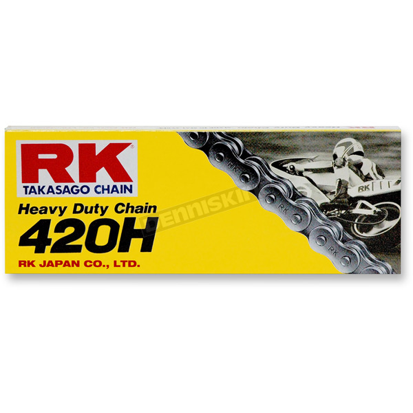 RK Natural M420H Heavy Duty Chain  - M420H-130