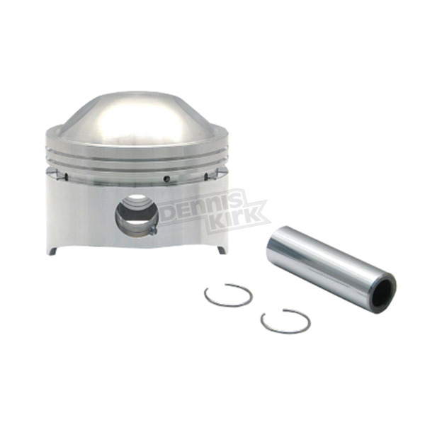 S&S Cycle Forged High Compression Piston Kit (Std.) - 106-5519