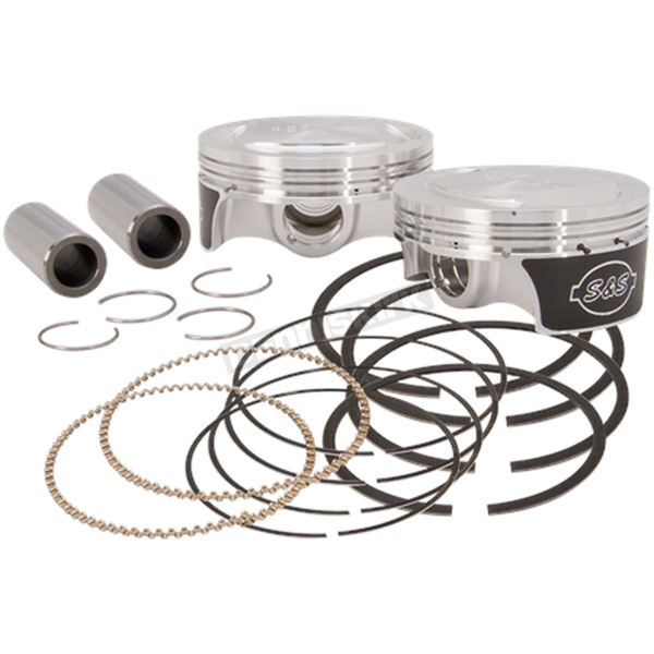 S&S Cycle Standard Replacement Piston for S&S 103 in. Hot Set Up Kit 106-5744 (3 7/8