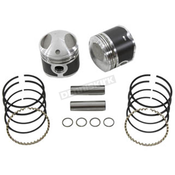 Piston Assembly Set - 3.4875 in. Bore - 11-0272