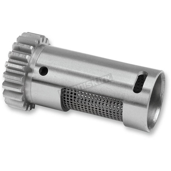 S&S Cycle Standard Steel Rotary Breather Gear - 33-4241