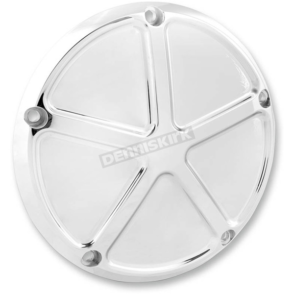 Performance Machine Chrome Formula Derby Cover - 0177-2053-CH