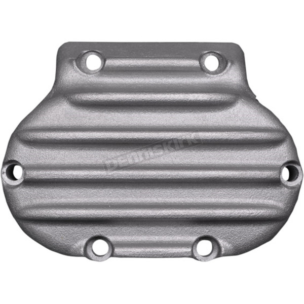 Speed Merchant Natural Snatch Ribbed Transmission Side Cover - GB5/R/R