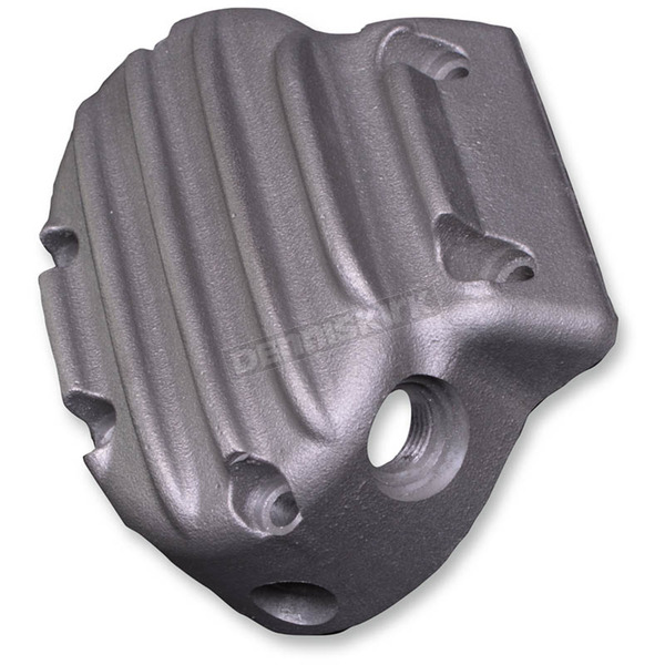 Speed Merchant Natural Snatch Ribbed Transmission Side Cover - GBFXR/R/R
