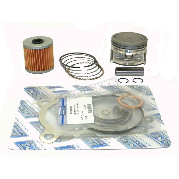 WSM Top End Rebuild Kit - 1mm Oversize - 54-252-14