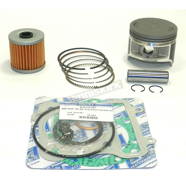 WSM Top End Rebuild Kit - 77mm Bore - 54-255-14