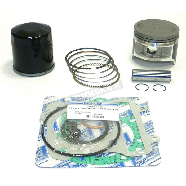 WSM Top End Rebuild Kit - 77mm Bore - 54-255-24