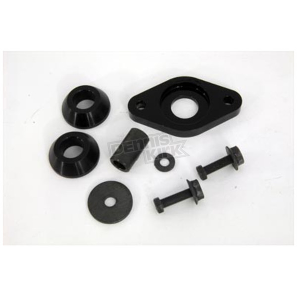 Black Front Engine Mount - 31-0900
