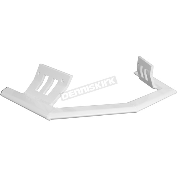 StraightLine Performance White Rugged Series Bottom Wing - 182-113-WHITE