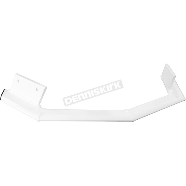 StraightLine Performance White Rugged Series Bottom Wing - 183-233-WHITE