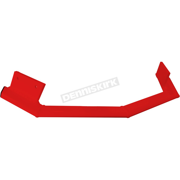 StraightLine Performance Red Rugged Series Bottom Wing - 183-233-POLRED