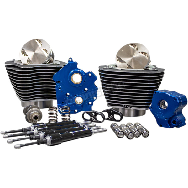 S&S Cycle Power Package Big Bore Kit for Chain Drive - 310-1056