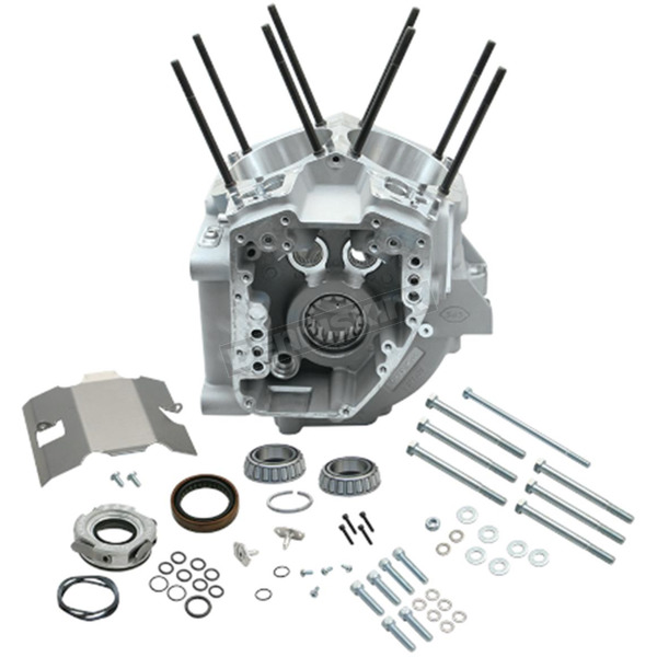S&S Cycle 4-1/8 in. Bore w/Stock Stud Pattern Twin Cam Engine Case for Twin Cam A Engines - 106-4057