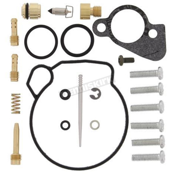 Moose Carb Repair Kit - 1003-0522