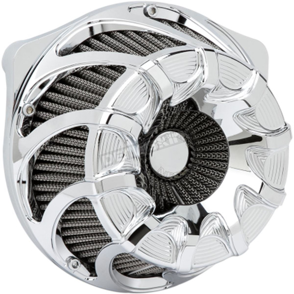Arlen Ness Chrome Inverted Series Drift Air Cleaner Kit - 18-980