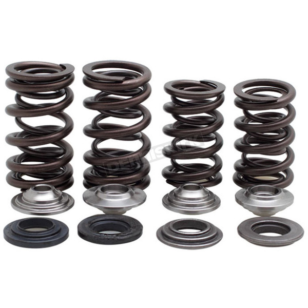 Titanium Lightweight Racing Intake/Exhaust Spring Kit - 30-32800