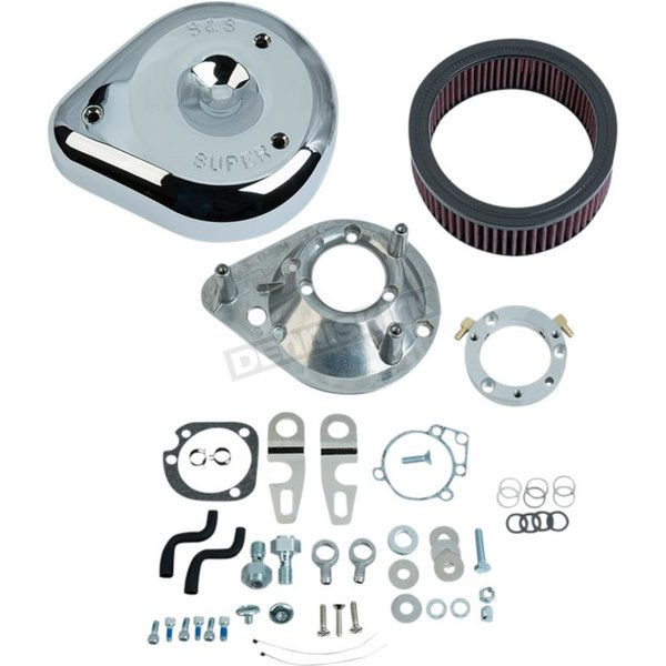 Teardrop Air Cleaner Kit - 170-0306D