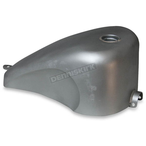 Paughco Swoop Dished 2.5 Gallon Custom King Gas Tank - 866SDF