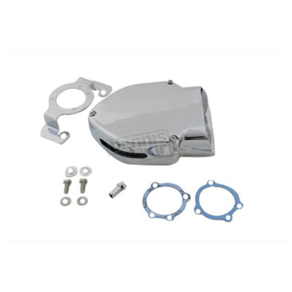 V-Twin Manufacturing V-Charger Air Cleaner Kit - 34-0586