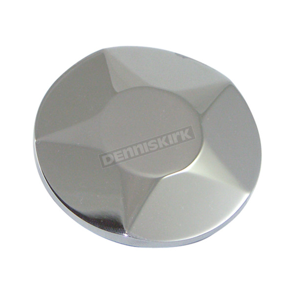 V-Factor Chrome Star Gas Cap - 80032