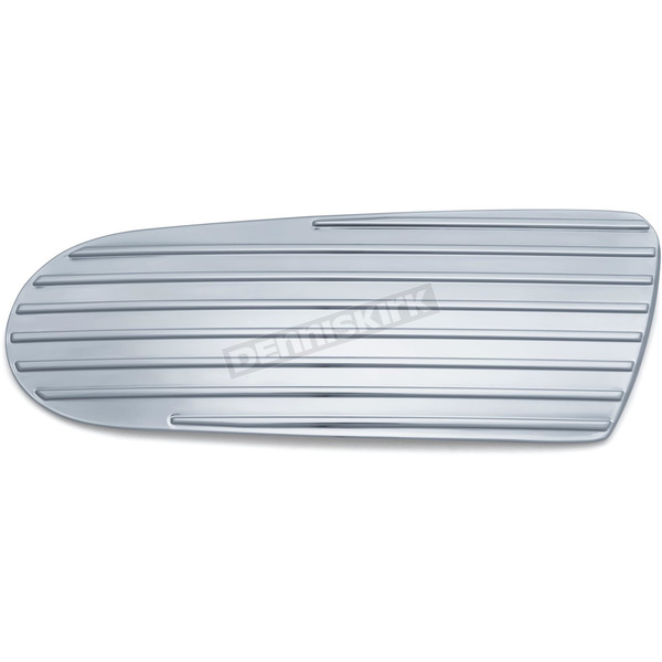 Kuryakyn Chrome Finned Air Cleaner Accent - 6060