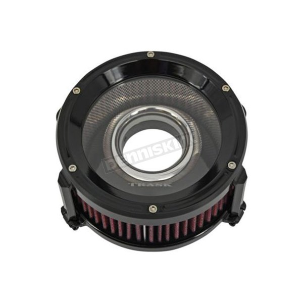 Reverse Cut Assault Charge High-Flow Air Cleaner - TM-1022-BK