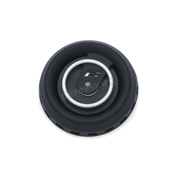 Satin Black Crusader Air Cleaner Trim - 9241