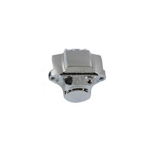 Chrome Rear Brake Caliper - 23-9221