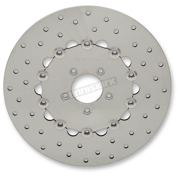 Drag Specialties Front 11.8 in. Stainless Steel Brake Rotor - 1710-3158