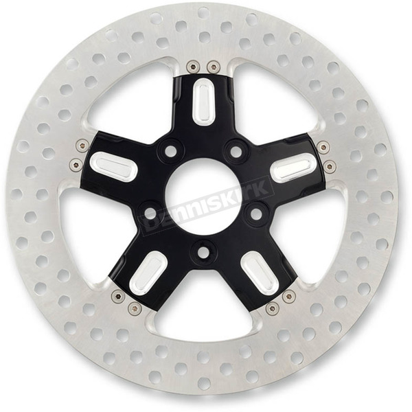 Performance Machine 11.8 in. (300mm) Platinum Cut Formula Two-Piece Rear Right Brake Rotor - 0133-1802FRMS-BMP