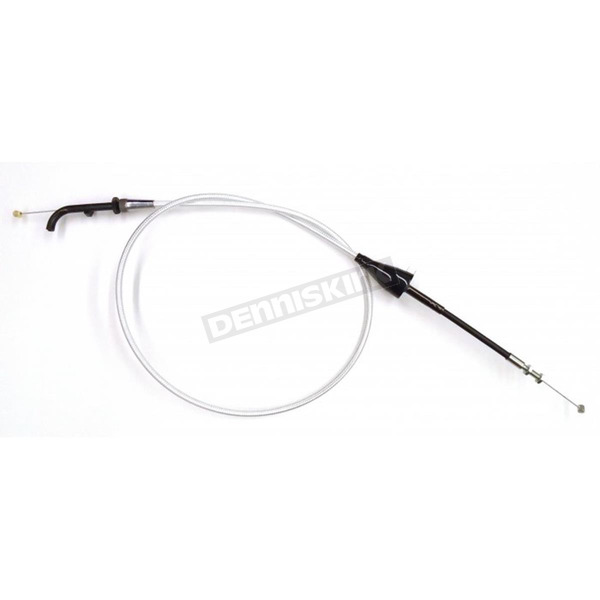 Magnum Sterling Chromite II Braided Throttle Cable - 34392