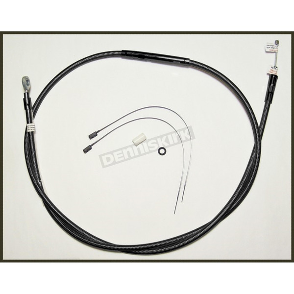 Magnum Black Pearl Braided High Efficiency Clutch Cable - 422826