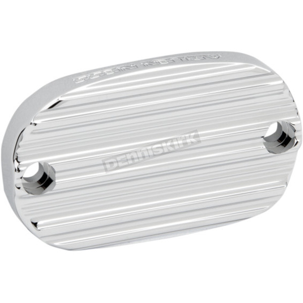 Arlen Ness Chrome 10-Gauge Rear Master Cylinder Cover - 03-230
