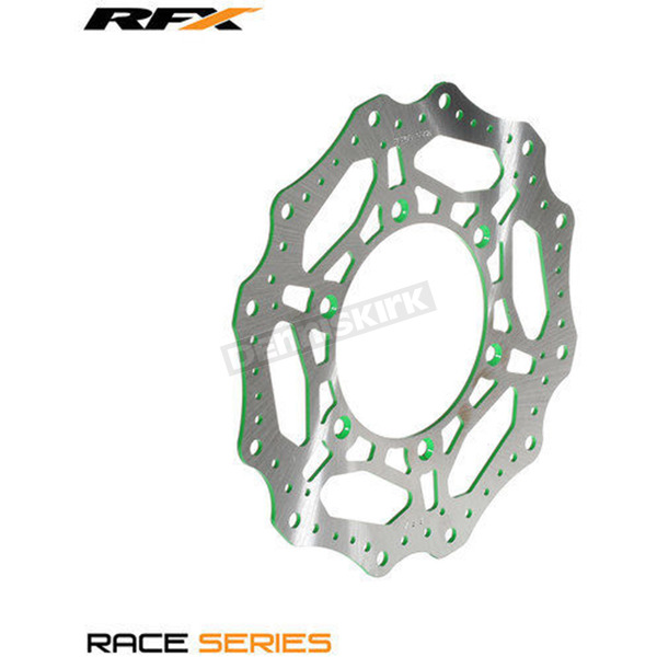 Moose Green Front RFX Rotor - 1711-1362