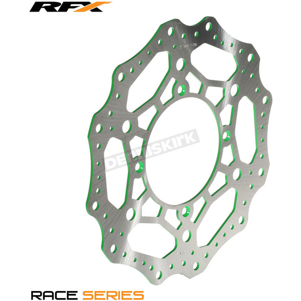 Moose Green Front RFX Rotor - 1711-1364