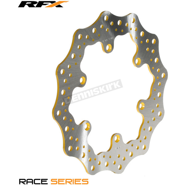 Moose Yellow Front RFX Rotor - 1711-1371