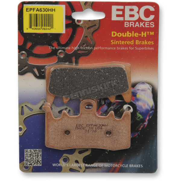 EP Extreme Performance Sintered Brake Pads - EPFA630HH