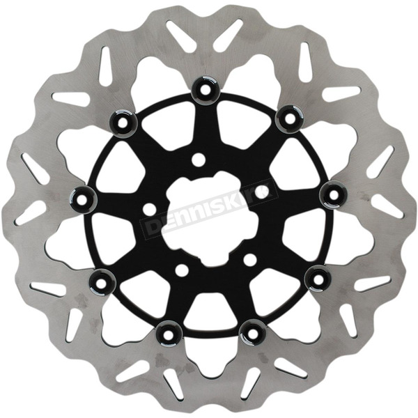 Full-Floating Front Wave Brake Rotor - DF680CW-B