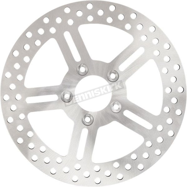 One Piece Rear Brake Rotor - 0131-1585
