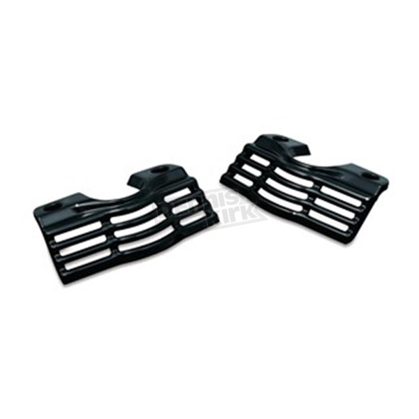 Gloss Black Spark Plug/Head Bolt Covers - 7243