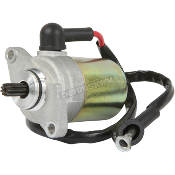 Parts Unlimited Starter Motor - SND0505