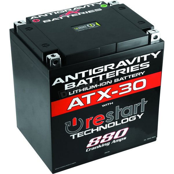 Re-Start AG-ATX30-RS Lithium Battery - AG-ATX30-RS