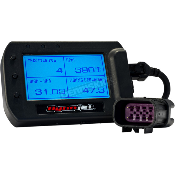 Moose Power Vision CX Performance Tuner & Data Monitor - 1020-2696